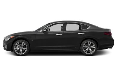 90 Degree Profile 2016 Infiniti Q70