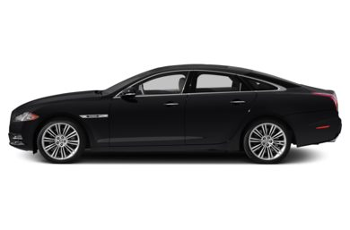 90 Degree Profile 2015 Jaguar XJ