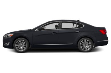 90 Degree Profile 2015 Kia Cadenza