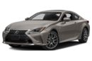 3/4 Front Glamour 2018 Lexus RC 350