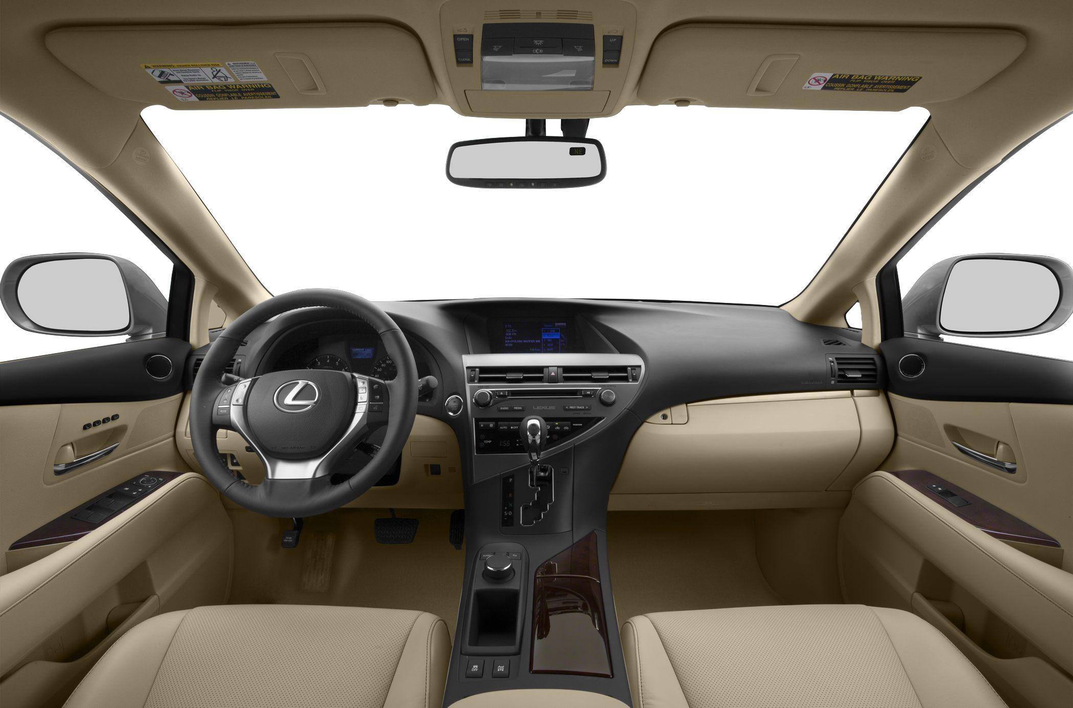 2015 Lexus RX 350 Interior