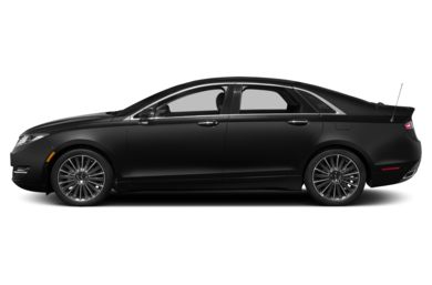 90 Degree Profile 2015 Lincoln MKZ Hybrid