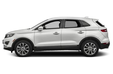 90 Degree Profile 2015 Lincoln MKC
