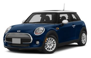 3/4 Front Glamour 2015 MINI Hardtop