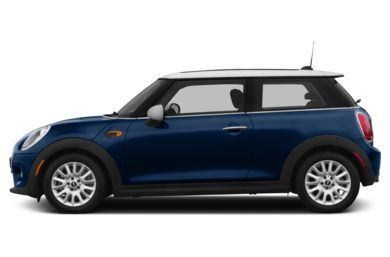 90 Degree Profile 2015 MINI Hardtop