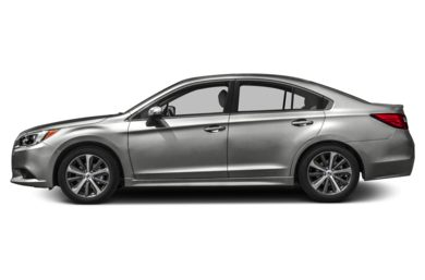 90 Degree Profile 2015 Subaru Legacy