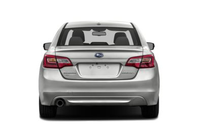 Rear Profile  2015 Subaru Legacy
