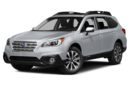 3/4 Front Glamour 2016 Subaru Outback