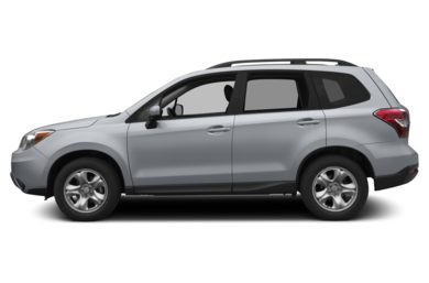 90 Degree Profile 2015 Subaru Forester