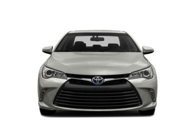 Grille  2016 Toyota Camry Hybrid