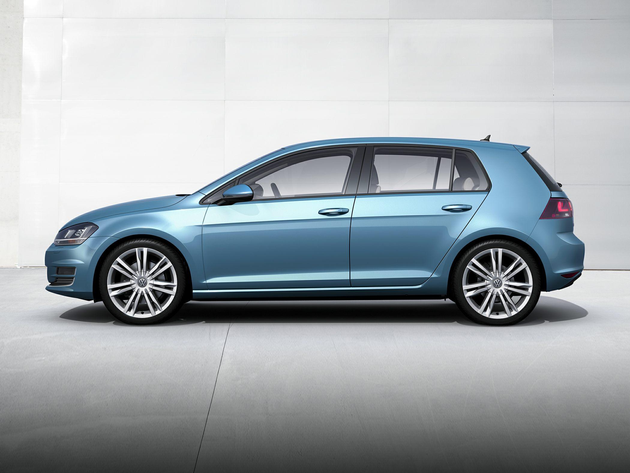 2015 Volkswagen Golf Side