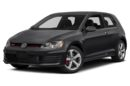 3/4 Front Glamour 2017 Volkswagen GTI