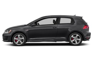 90 Degree Profile 2016 Volkswagen GTI