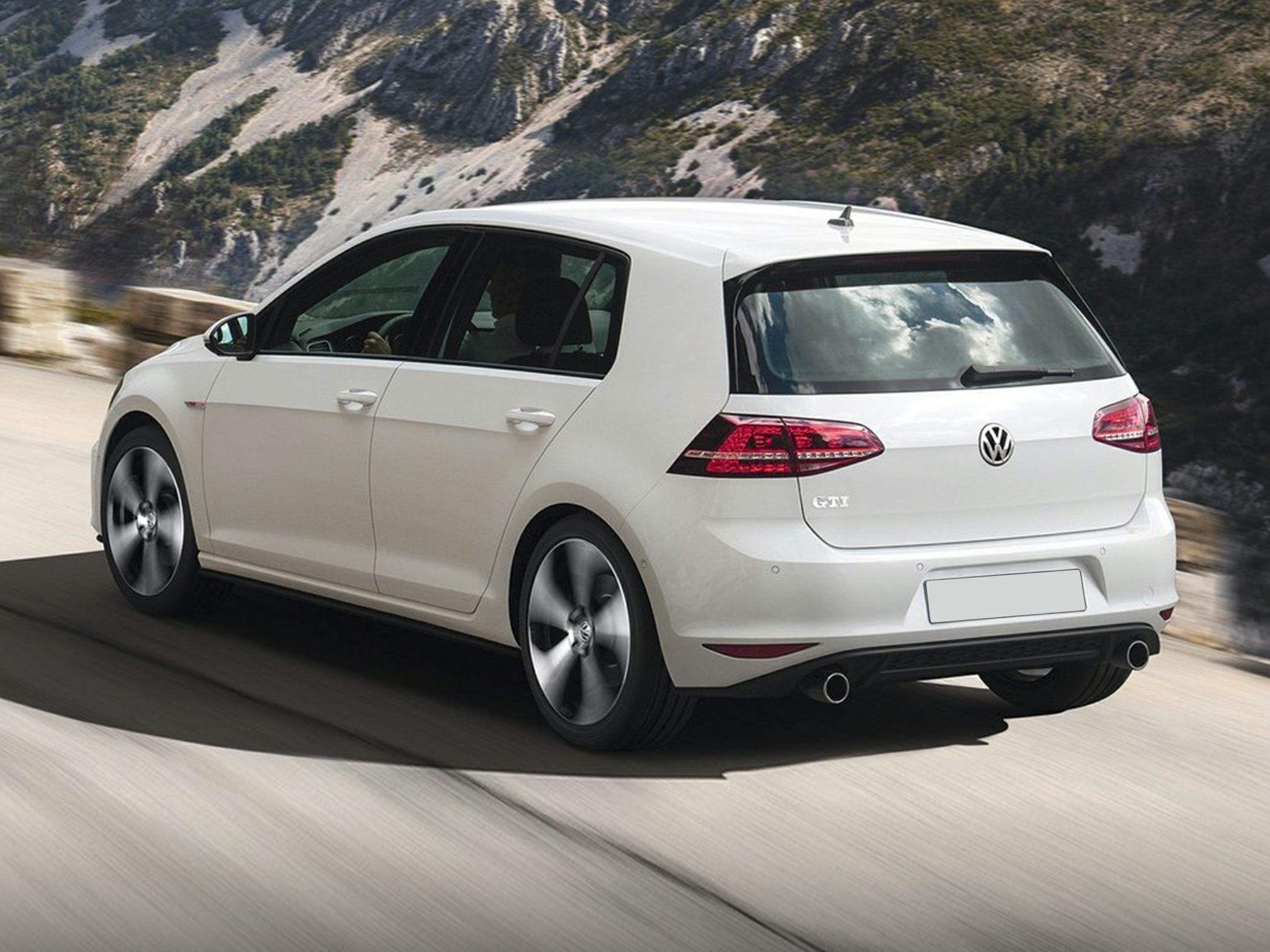 2015  Volkswagen GTI Front