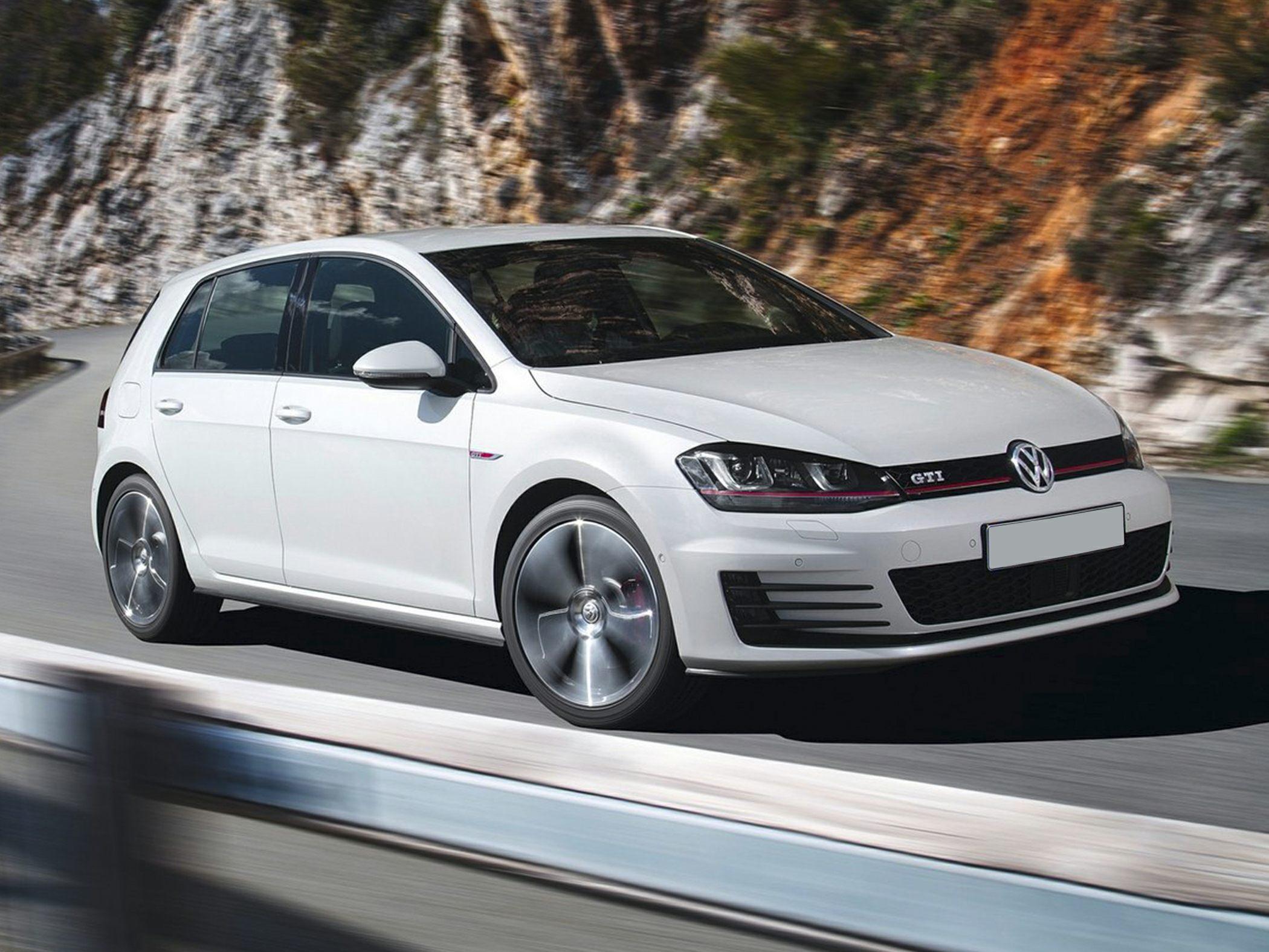 2015  Volkswagen GTI Glam