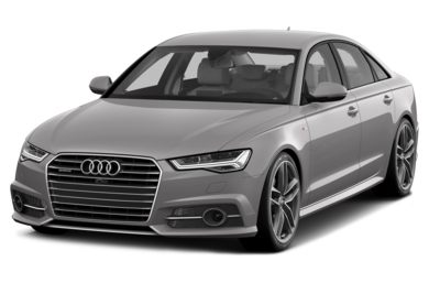 3/4 Front Glamour 2016 Audi A6