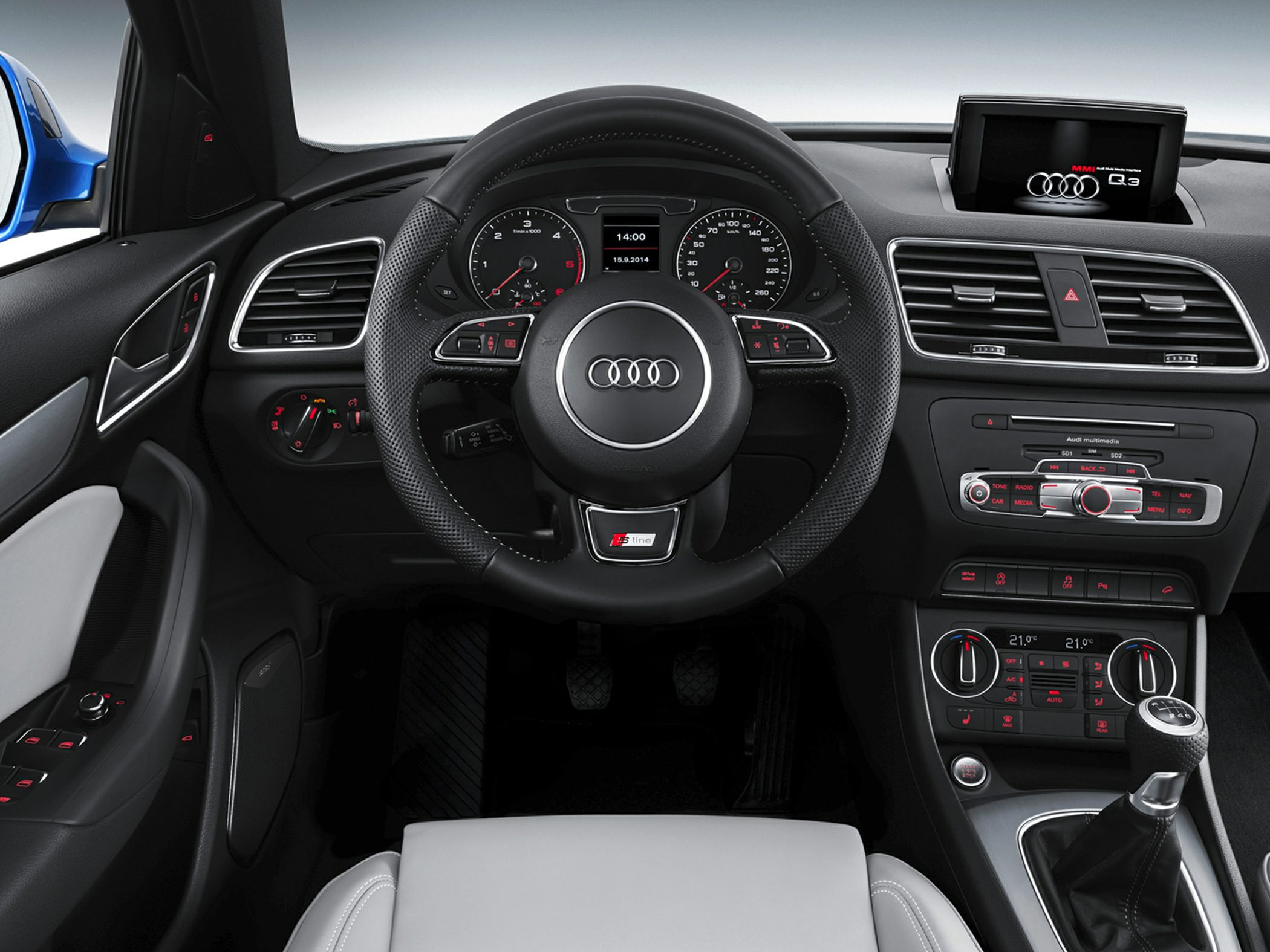 2016 Audi Q3 Styles Amp Features Highlights