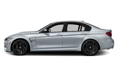 90 Degree Profile 2016 BMW M3