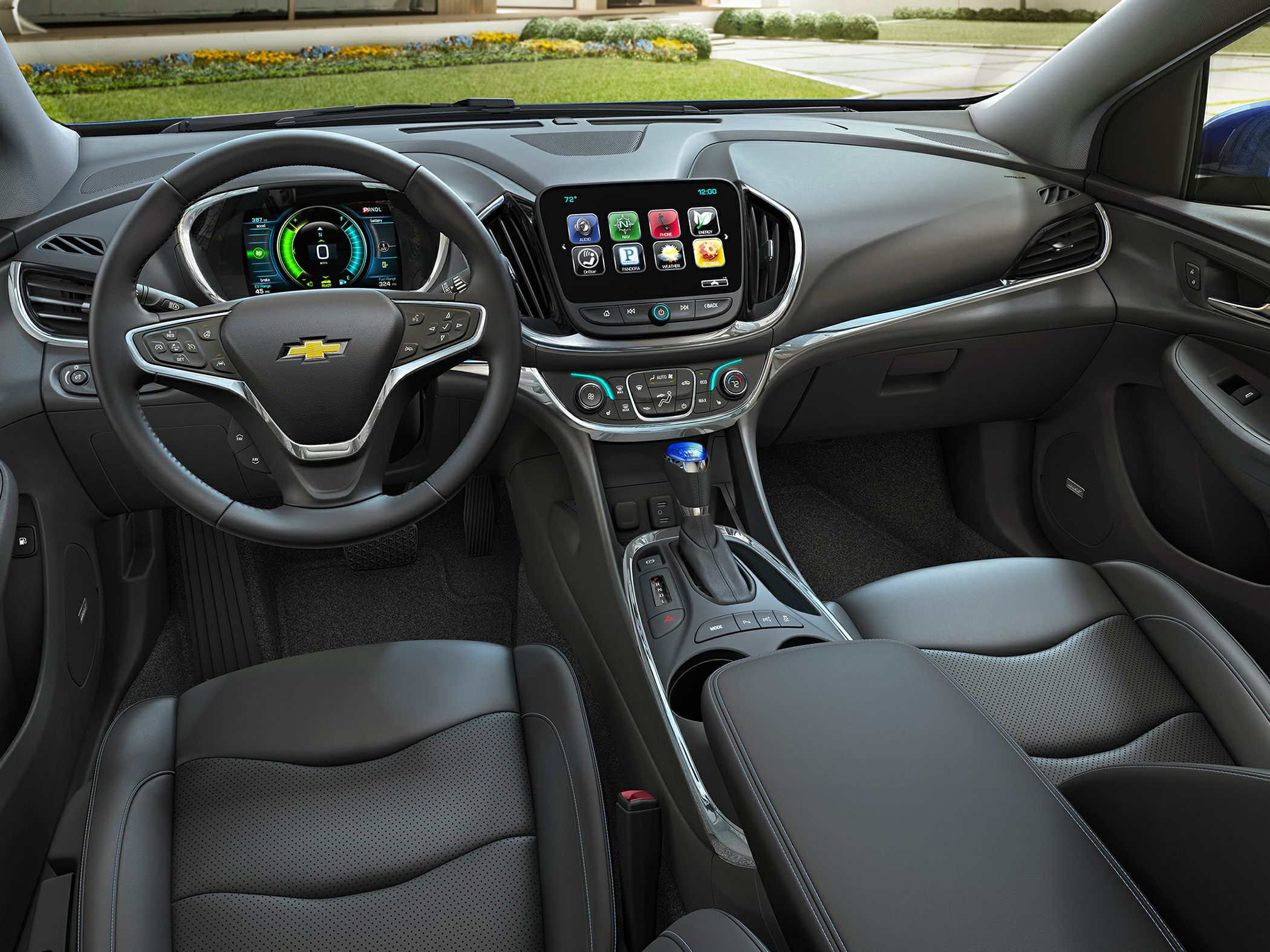 Chevy Volt Lease Cost >> 2018 Chevrolet Volt Deals Prices Incentives Leases Overview