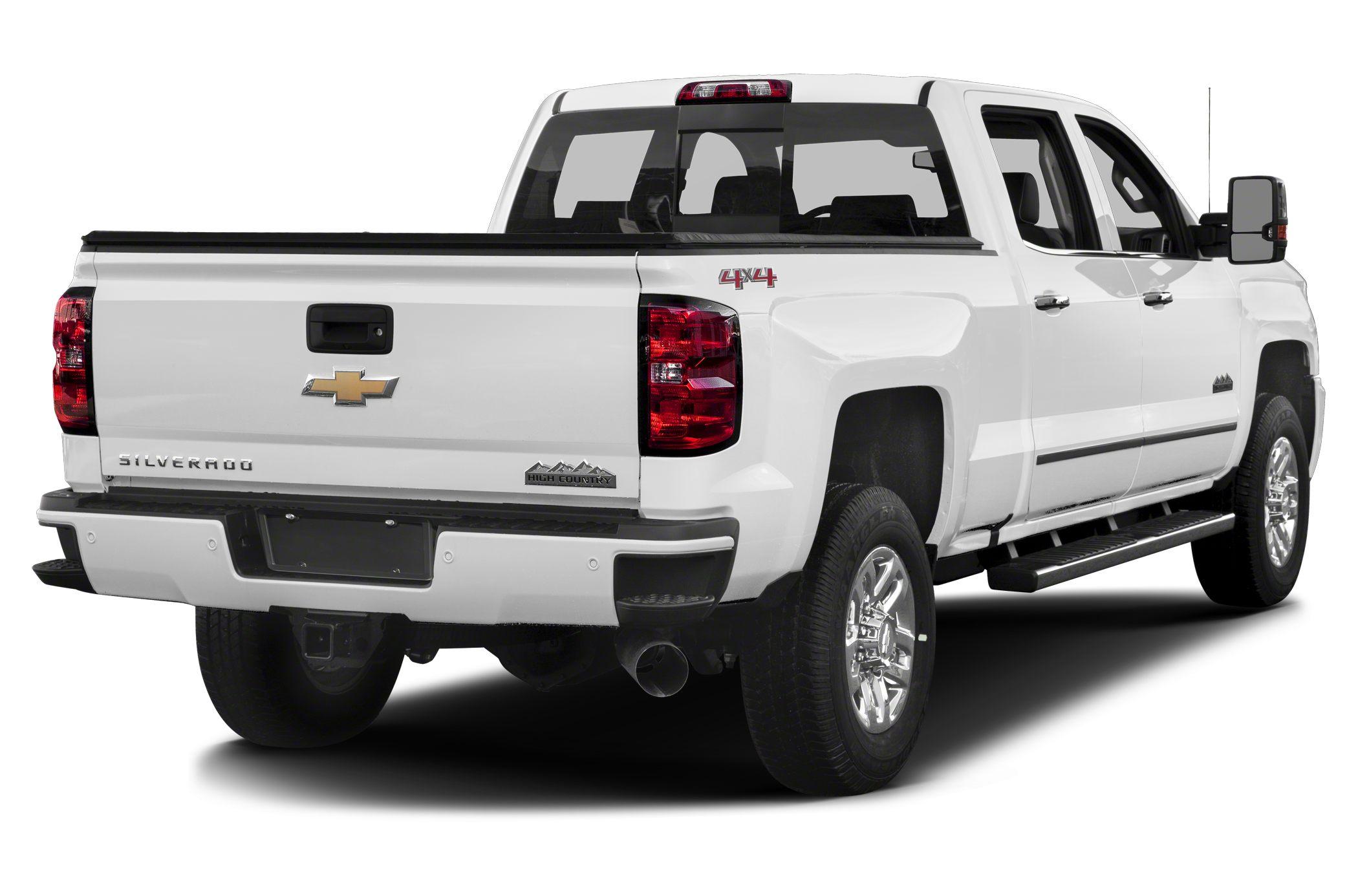 Chevy Silverado Lease Deals >> 2018 Chevrolet Silverado 3500HD Pictures & Photos - CarsDirect