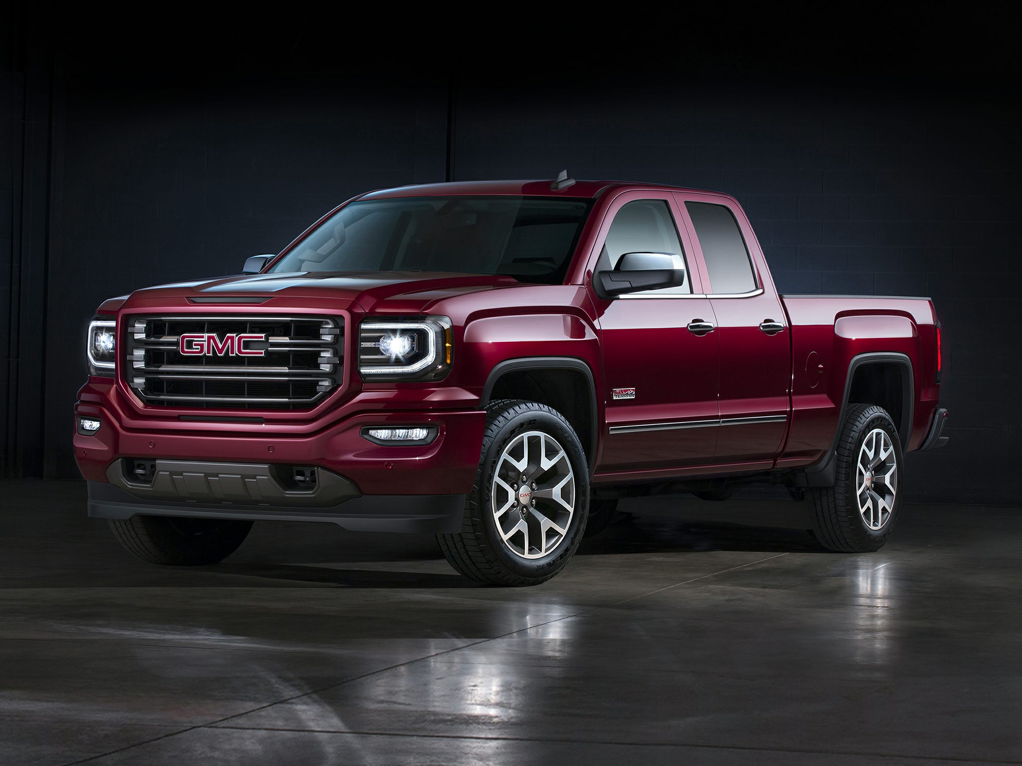 2016 gmc sierra 1500 styles features highlights. Black Bedroom Furniture Sets. Home Design Ideas