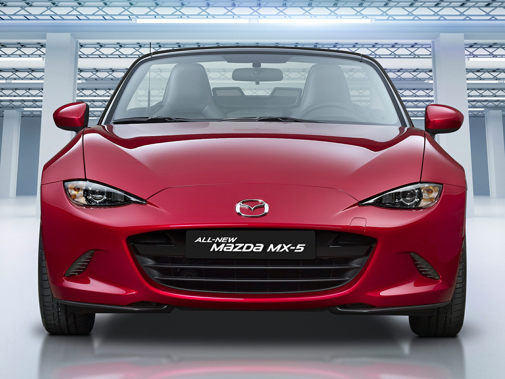 Mazda MX-5 Front Grille