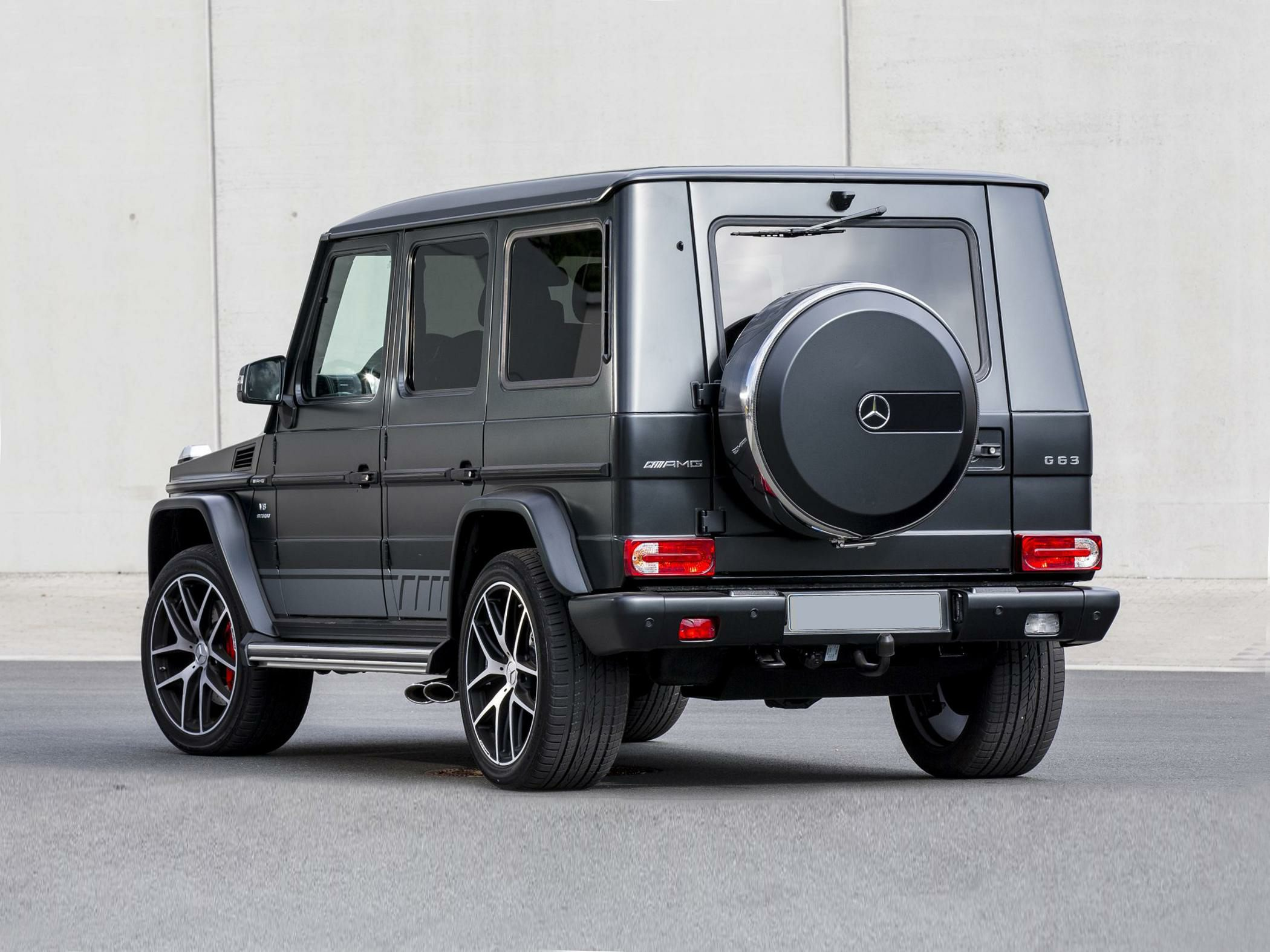 2016 mercedes benz g63 amg styles features highlights for Mercedes benz financing rates