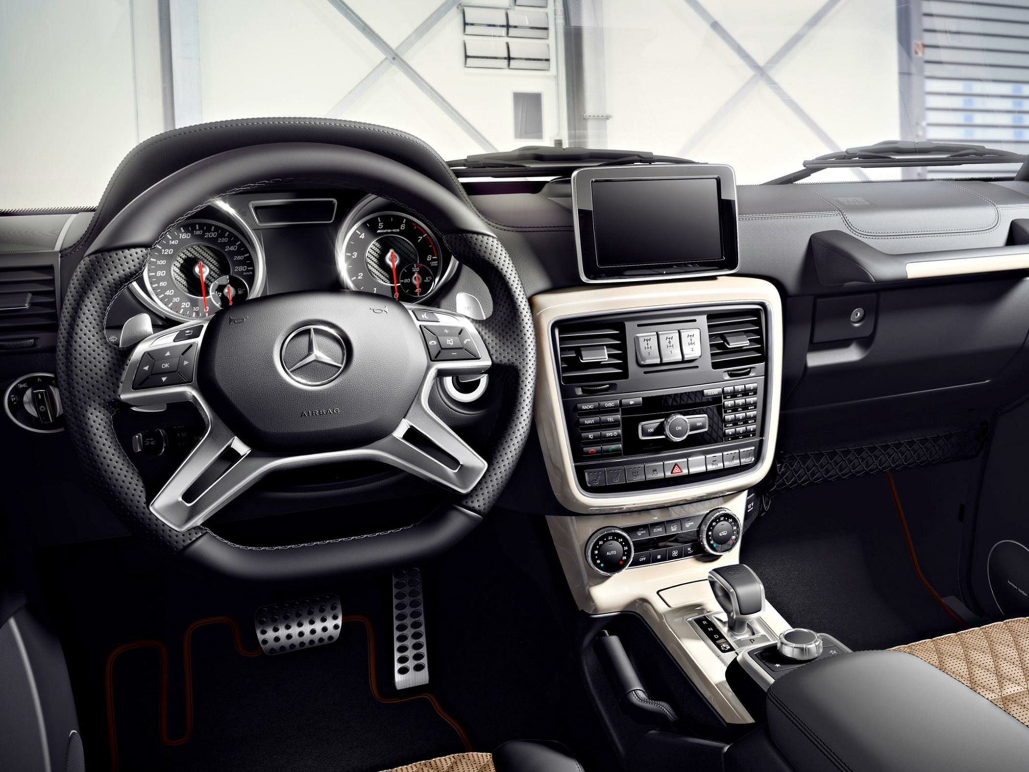 2016 mercedes benz g65 amg styles features highlights for Mercedes benz lease pull ahead program