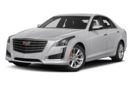 3/4 Front Glamour 2017 Cadillac CTS