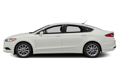 90 Degree Profile 2018 Ford Fusion