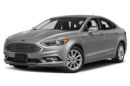 3/4 Front Glamour 2017 Ford Fusion Energi