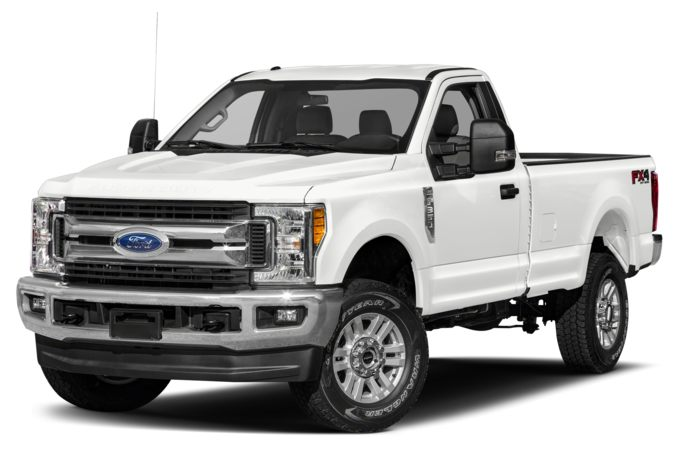 2017 Ford F-350 Styles & Features Highlights