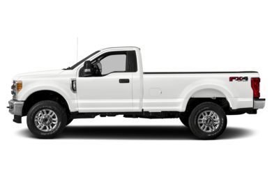 90 Degree Profile 2017 Ford F-350
