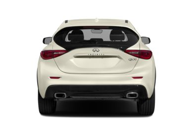 Rear Profile  2017 INFINITI QX30