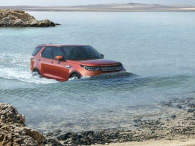 OEM Exterior Standard 2018 Land Rover Discovery