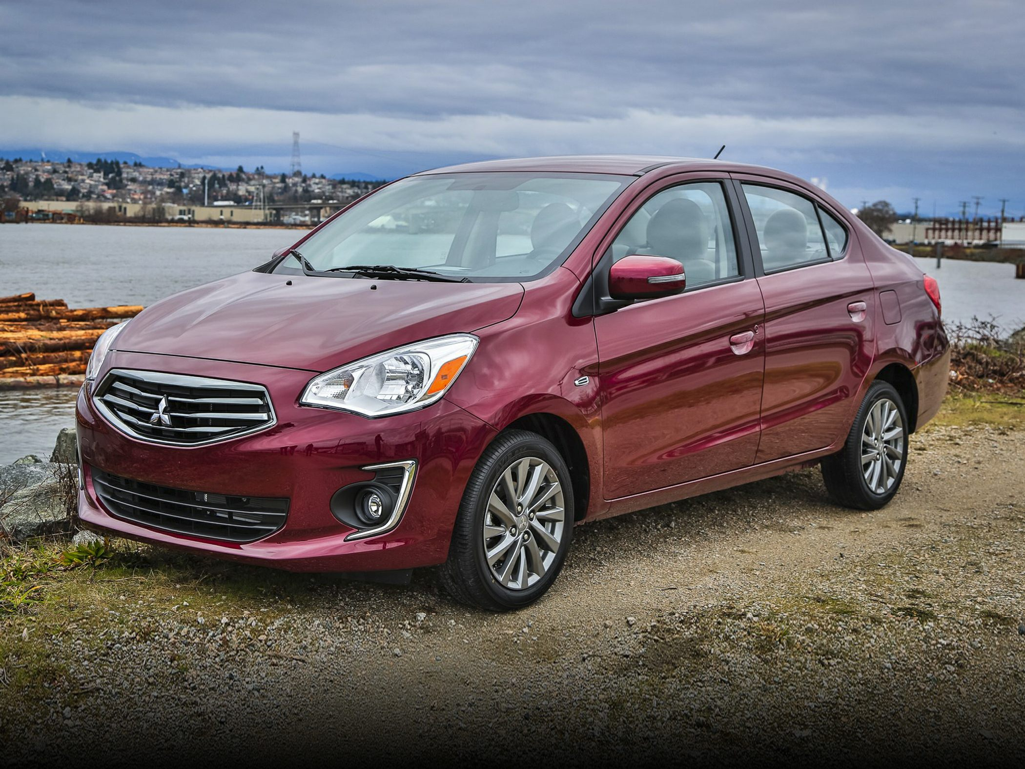 2017 Mitsubishi Mirage G4 Deals, Prices, Incentives & Leases, Overview - CarsDirect