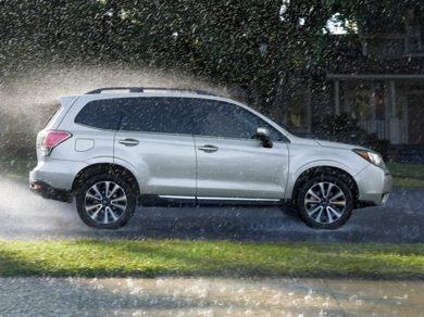 ... OEM Exterior 2017 Subaru Forester ...