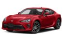 3/4 Front Glamour 2018 Toyota 86