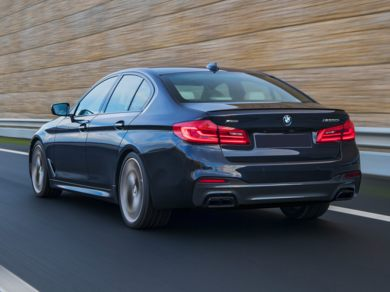 2018 BMW M550 Deals, Prices, Incentives & Leases, Overview ...