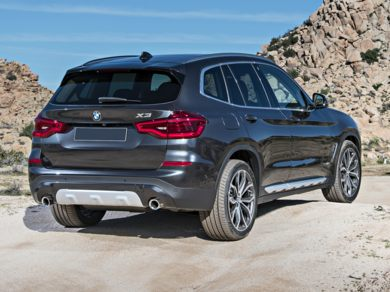 2018 bmw x3 deals prices incentives leases overview. Black Bedroom Furniture Sets. Home Design Ideas