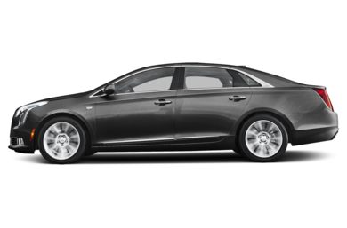 90 Degree Profile 2018 Cadillac XTS