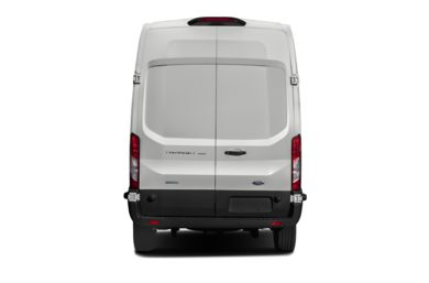Rear Profile  2018 Ford Transit-350