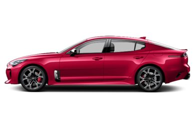 90 Degree Profile 2018 Kia Stinger