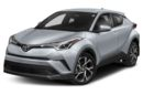 3/4 Front Glamour 2018 Toyota C-HR