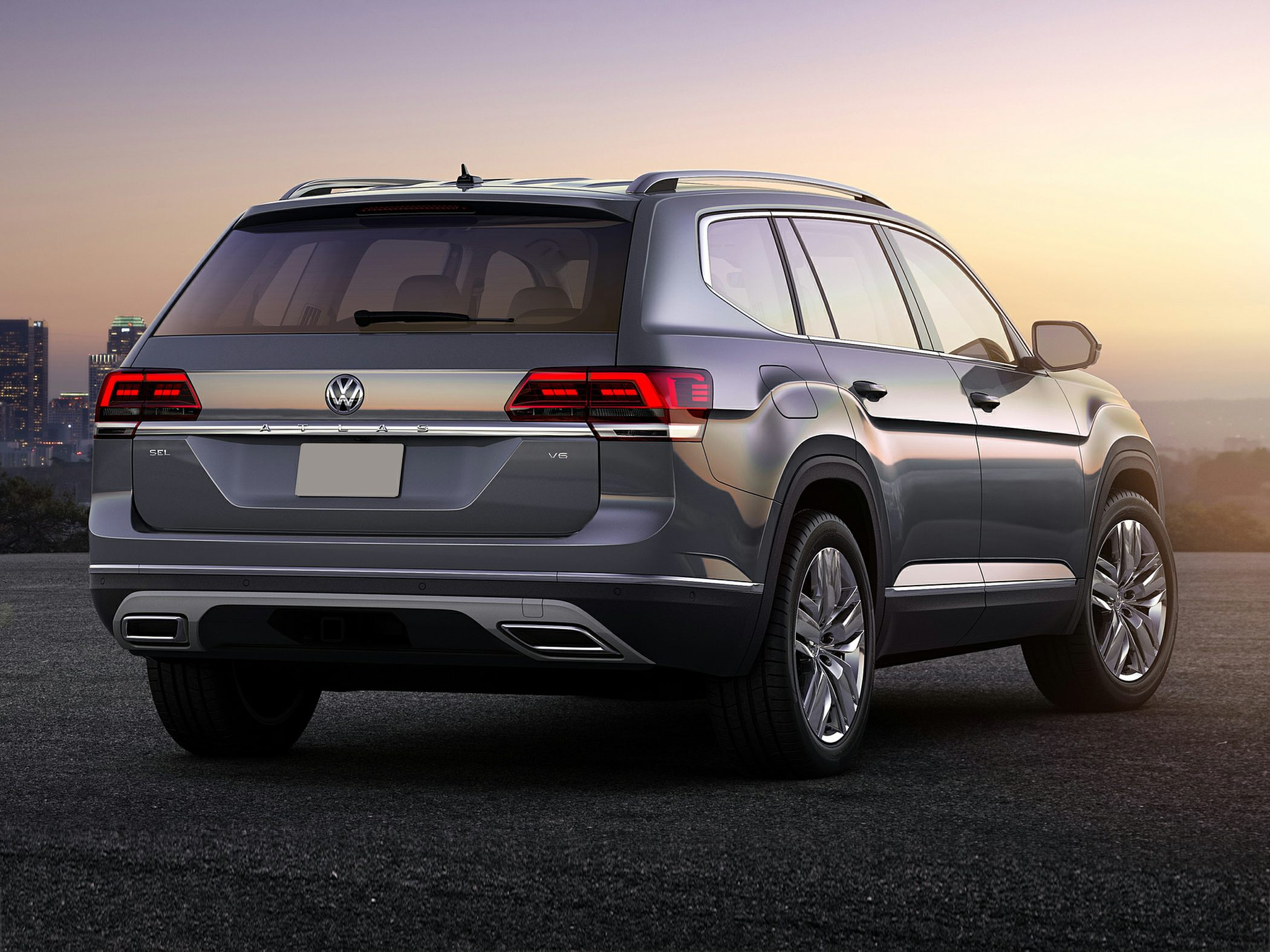 2019 Toyota Highlander Changes Options Pricing >> 2019 Volkswagen Atlas: Preview, Pricing, Release Date