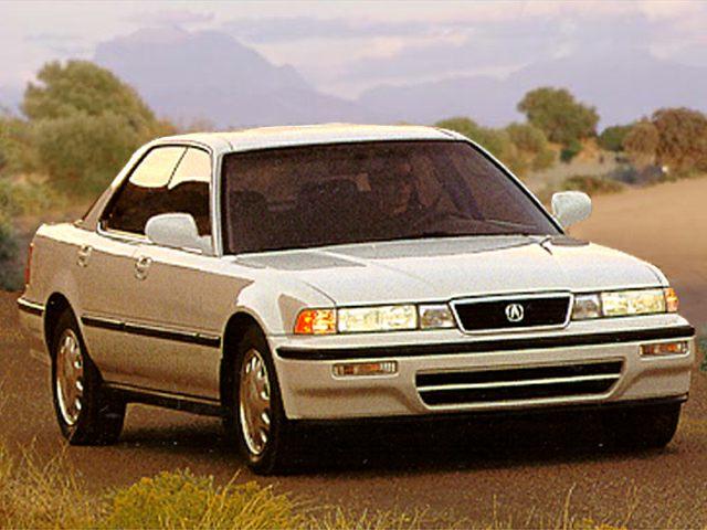 Acura Vigor on 1992 Acura Vigor Pictures   Photos   Carsdirect