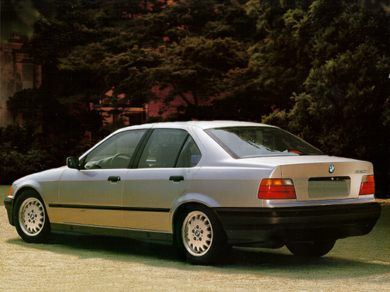 null 1992 BMW 325
