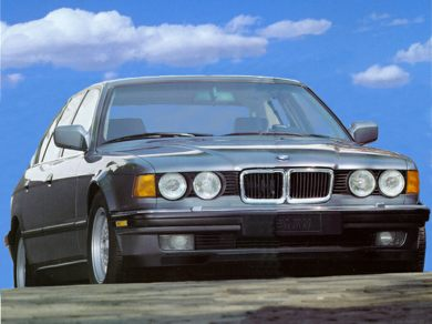null 1992 BMW 735