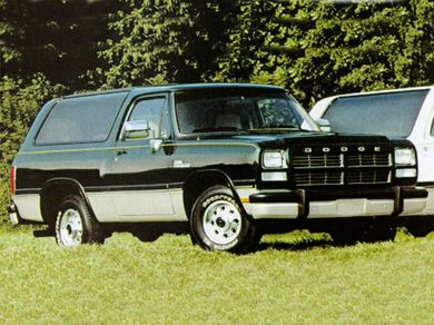 null 1992 Dodge Ramcharger