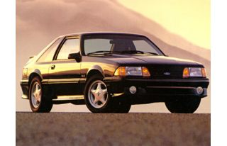 GE 1992 Ford Mustang